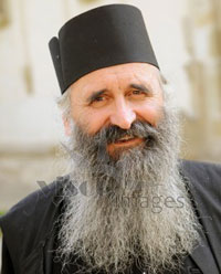 picture of Orthodox Christian monk