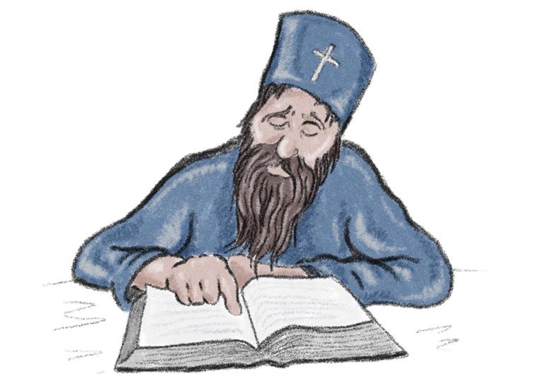 Father Gabriel's Prayer Life