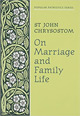 On Marriage and Family Life book